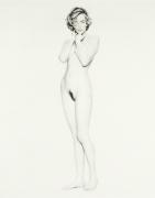 Tatiana, Paris, 1991, Archival Pigment Print