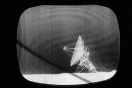 Satellite (Close Up), 1965, Archival Pigment Print