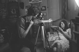Brooke Hayward (Robert Walker Jr. Photo Shoot), 1964