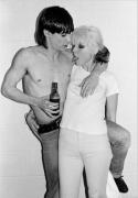Iggy Pop & Debbie Harry, Toronto, CA, 1977