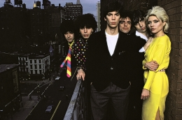 Blondie, New York, 1979