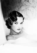Kate in the Bath, 1994, Silver Gelatin Photograph
