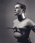 The Collar, Self Portrait, 1962