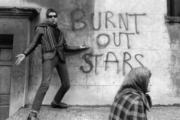 Shane MacGowan, The Pogues, Soho, London, 1981, 16 x 20 inches - Archival Pigment Print - Edition of 50