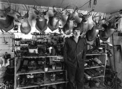Larry in Garage, 2004