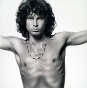 Jim Morrison, The American Poet, 1968, 9 x 9 Iris Print