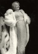 Marlene Dietrich I, Munich, 1960, 40cm x 30cm Silver Gelatin Photograph