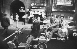 Red Light, Feu Rouge, Rome, 1956
