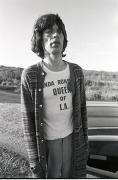 Mick Jagger, Montauk, 1977