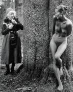 Judy Dater Imogen and Twinka at Yosemite, 1974