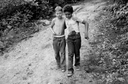 Pals, USA, 1977, Silver Gelatin Photograph