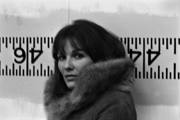 Janice Rule (with ruler), 1961-67