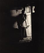 Ani-La, Dharamsala, 1996, 12 x 9-15/16 Platinum Photograph, Ed. 25