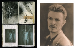 """""""46, Dissected Line, David Bowie 1994"""""""