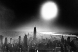 Atomic Sky, New York, 1955