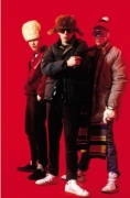 Beastie Boys, NYC, 1985