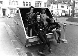 Sex Pistols, Hyde Park, London, 1977, 16 x 20 inches - Archival Pigment Print - Edition of 50