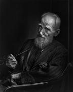 George Bernard Shaw, 1943, 24 x 20 Silver Gelatin Photograph