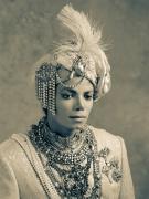 Michael Jackson, Los Angeles, 1987, Archival Pigment Print