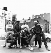 ULTRAMAGNETIC MC's NYC 1989, 16 x 20 inches - Archival Pigment Print - Edition of 50