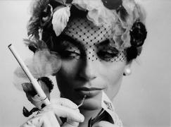 Anouk Aimee, Paris, 1961