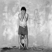 Concealed, 2003, Silver Gelatin Photograph