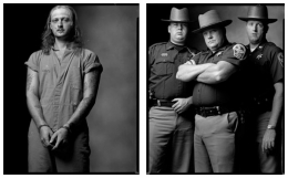 Bank Robber / Deputies, 2000 / 2000, 20 x 32-1/2 Diptych, Archival Pigment Print, Ed. 20