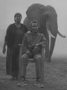Robert, Nyaguthii and Bupa, Kenya, 2020