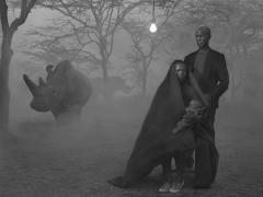 Alice, Stanley and Najin, Kenya, 2020