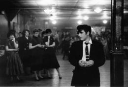 Irish Dancehall, The Bronx, 1954, Silver Gelatin Photograph