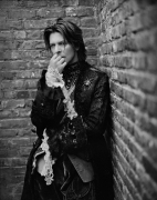 David Bowie, New York, NY, 1999, 20 x 16 inches, Silver Gelatin Photograph, Ed. of 25