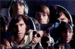 The Doors in the Mirrors, c. 1967, 9-1/2 x 15 Iris Print, Ed. 50
