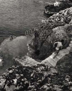 Nino, Capri, 1994, Silver Gelatin Photograph