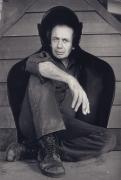 Vito Acconci, New York City, 1984, 10 x 8 Silver Gelatin Photograph