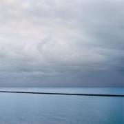 Pacific Sea Wall, Archival Pigment Print