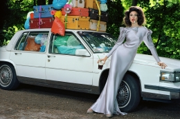 Extravagant, Sophisticated Lady #5, 2011, 26 1/2 x 40 Inches, Chromogenic Print, Edition of 10