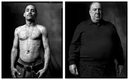 Gang Member / Mafioso, 2006 / 2006, 20 x 32-1/2 Diptych, Archival Pigment Print, Ed. 20