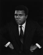 Muhammad Ali, 1970, 20 x 16 Silver Gelatin Photograph