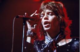 Mick Jagger, USA, June 1972, C-Print