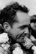 Phil Hill, Ferrari, Italian Grand Prix, Monza, Italy, 1960