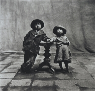 Irving Penn Cuzco Children, Peru, 1948, 1978