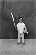 Yelp, USA, 1977, Silver Gelatin Photograph
