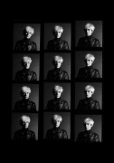 Andy Warhol, Los Angeles, 1986, Archival Pigment Print