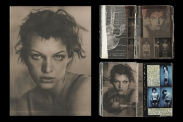 """Milla"", Archival Pigment Print, Combined Ed. of 15"