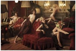 Diane Kruger, Paris, France, 2009, 16 x 20 inches, Archival Pigment Print,Ed. of 25