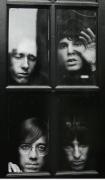 The Doors in Window, 1967, 9 x 9 Iris Print
