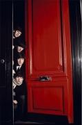 The Beatles (Red Door), London,1964, C-Print
