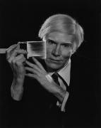 Andy Warhol, 1979, 20 x 16 Silver Gelatin Photograph
