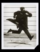 Running Man, San Francisco, 1992, Archival Pigment Print
