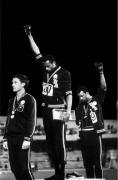 John Dominis 1968 Olympics Black Power Salute, 1968